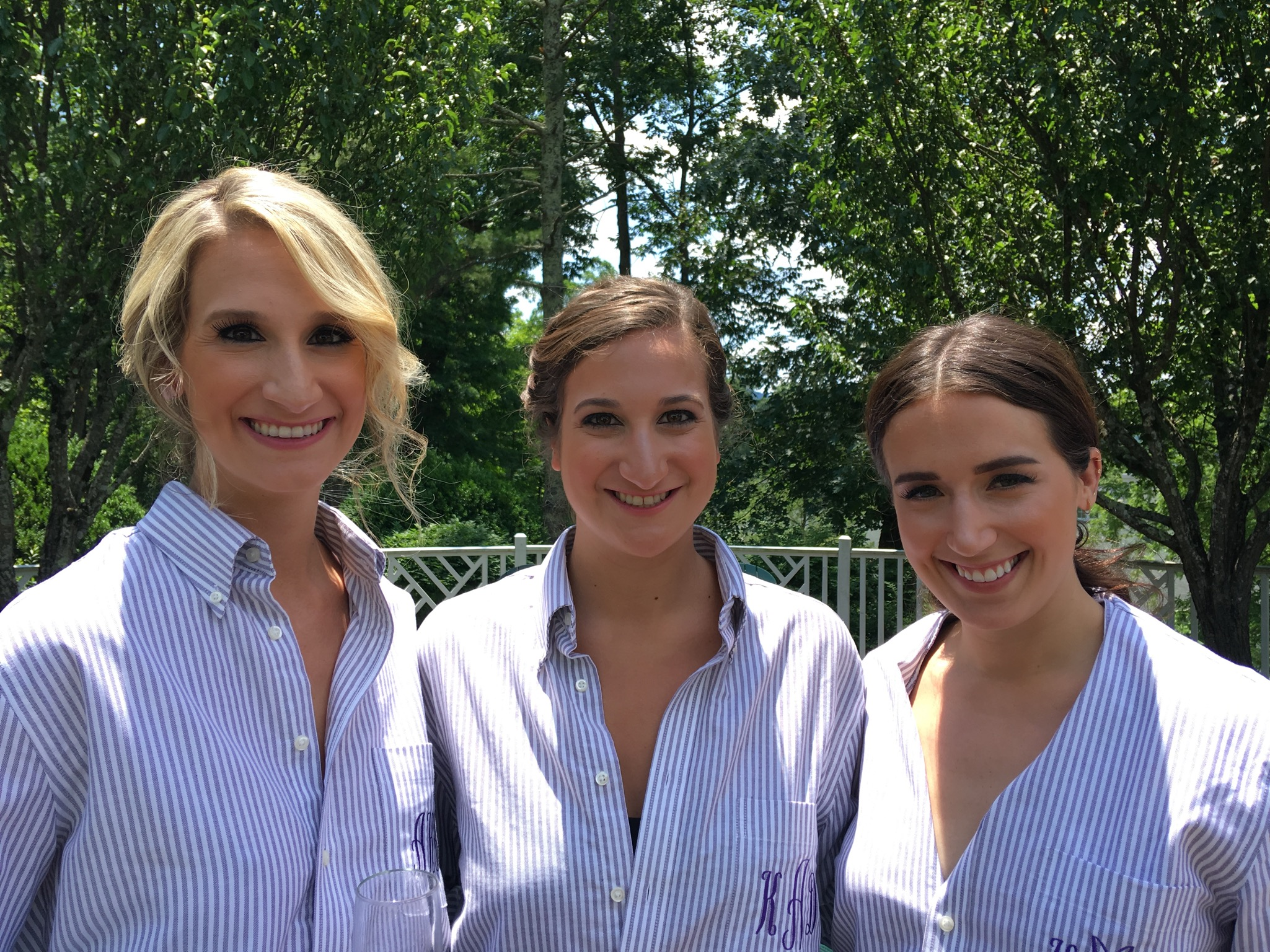 A few of Laura's maids